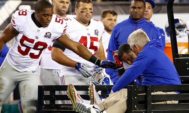 Worst Injuries In Recent Sports History [PHOTOS] | The Urban