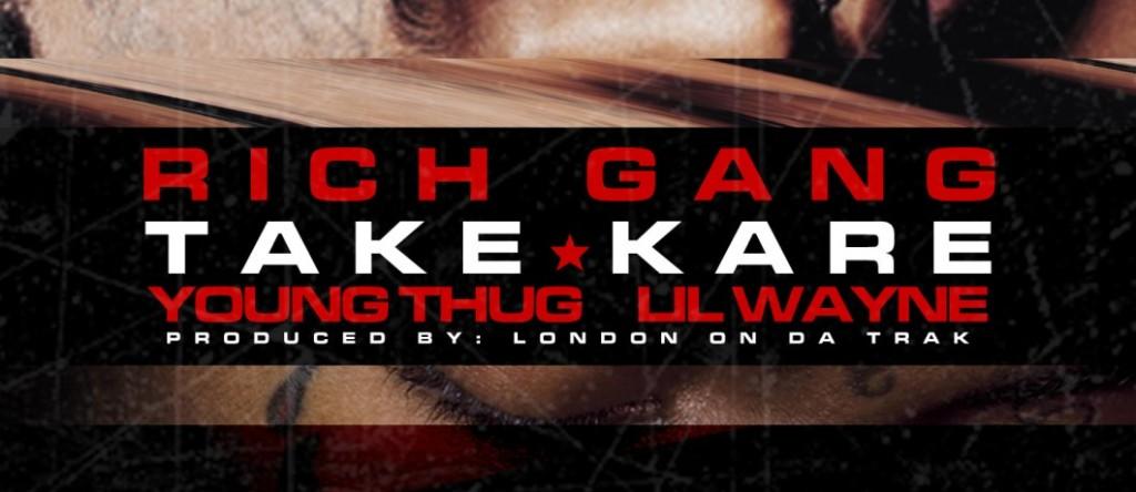 Young Thug - Take Kare (Artwork)