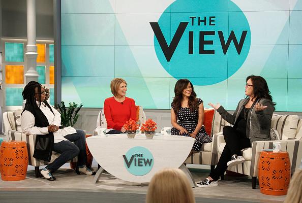 """ABC's """"The View"""" - Season 18"""