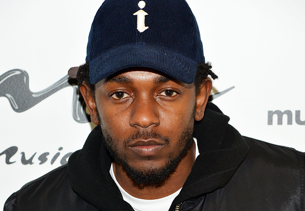 Kendrick Lamar Visits  Music Choice