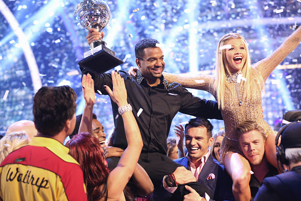 "ABC's ""Dancing With the Stars"" - Season 19 - Finale - Day Two"
