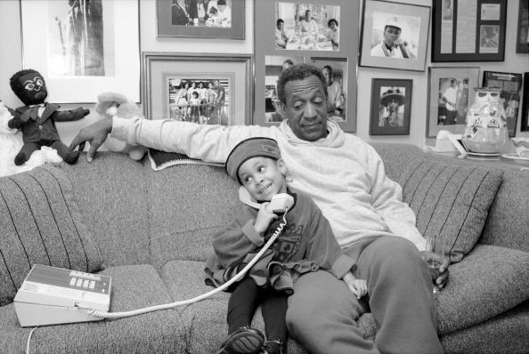 Scene From 'The Cosby Show'
