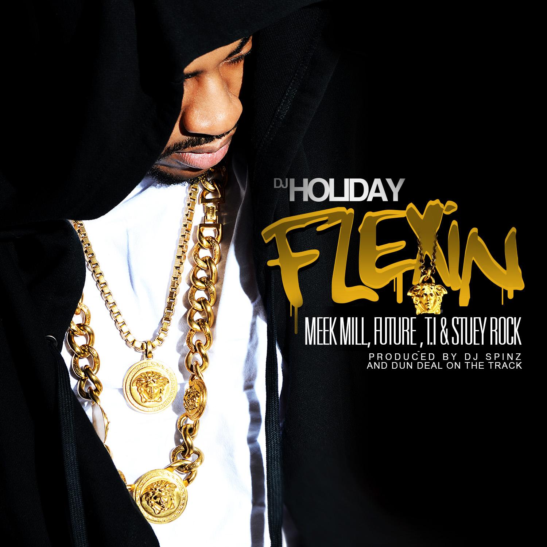 DJ-Holiday-Flexin-Artwork
