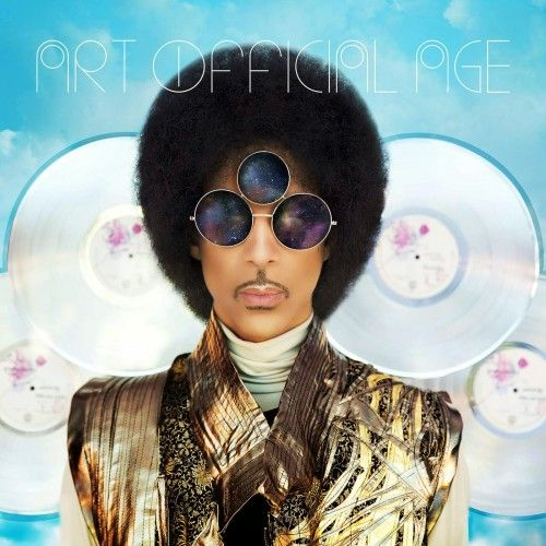 Prince - Art Official Age (Artwork)