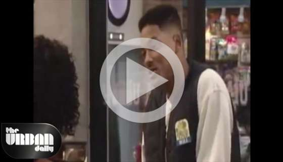 All Of Will Smith's Pickup Lines From 'The Fresh Prince' In 90 Seconds