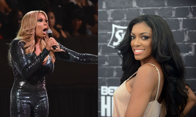 wendy williams porsha williams