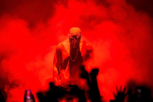 Kanye West - The Yeezus Tour BRISBANE
