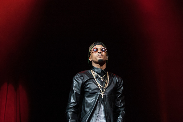Usher In Concert - Chicago, IL