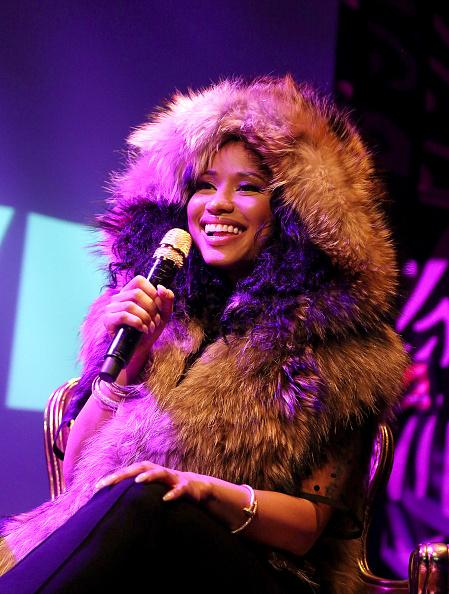 CRWN A Conversation With Elliott Wilson And Nicki Minaj