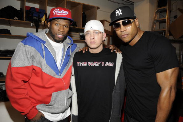 """""""Eminem: The Way I Am"""" Book Release Party at Nort/Recon"""