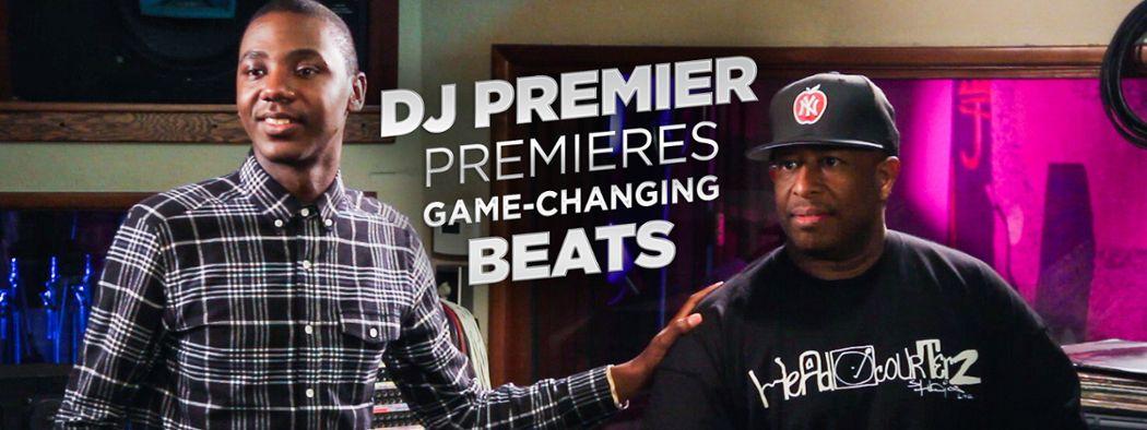 DJ Premier - Funny or Die Skit