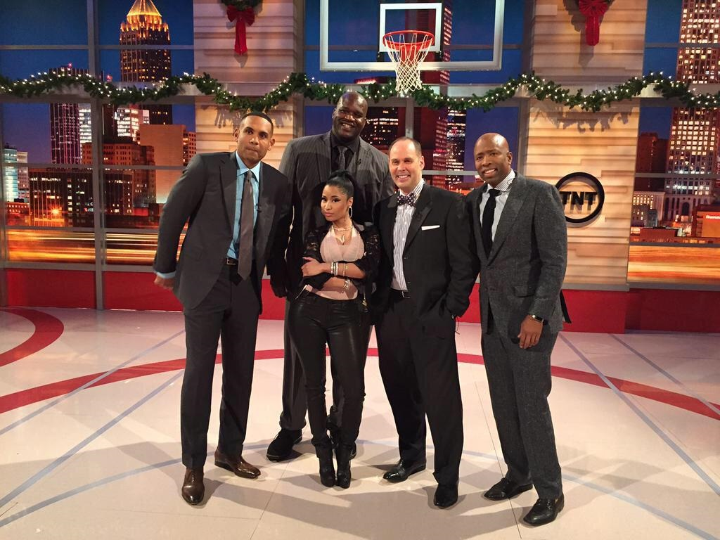 Inside the NBA Cypher