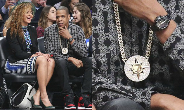 Jay Z Medallion