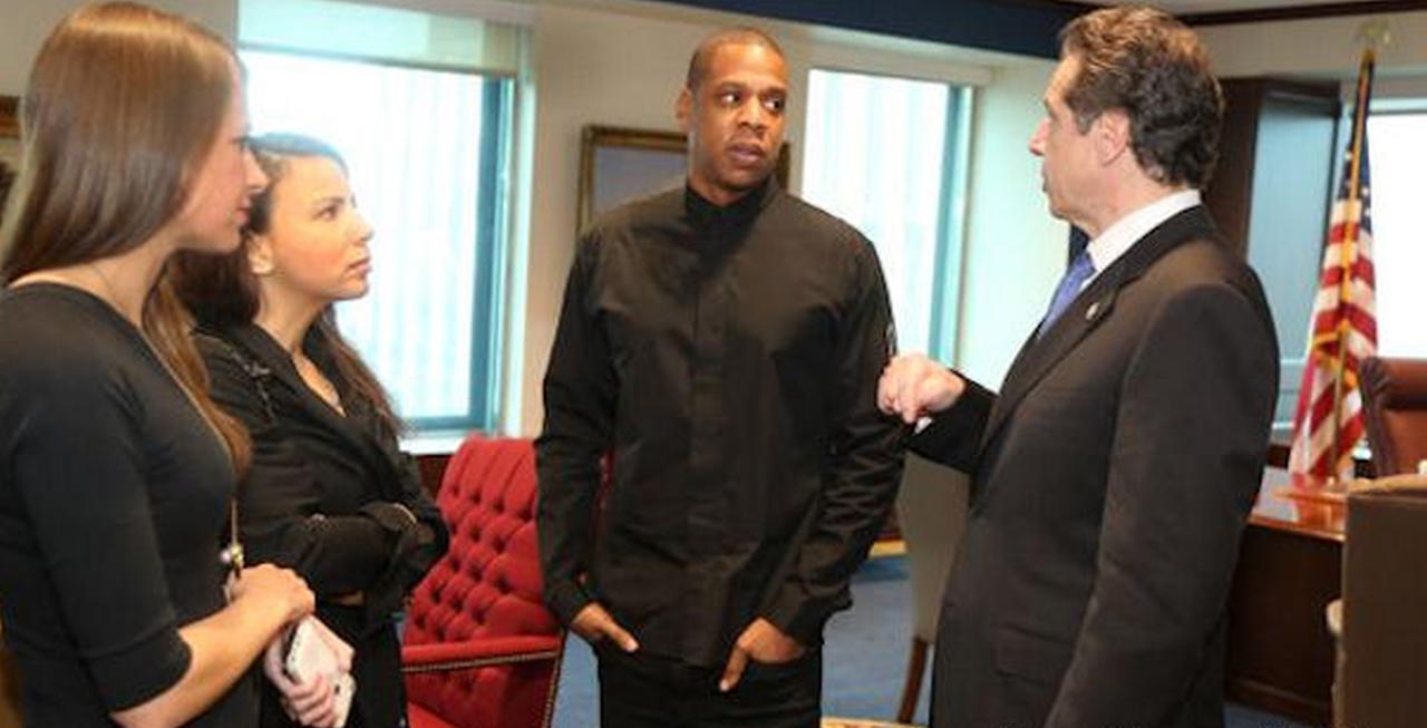 Jay Z & Cuomo