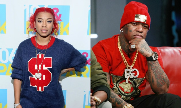 Keyshia Cole fights for Birdman