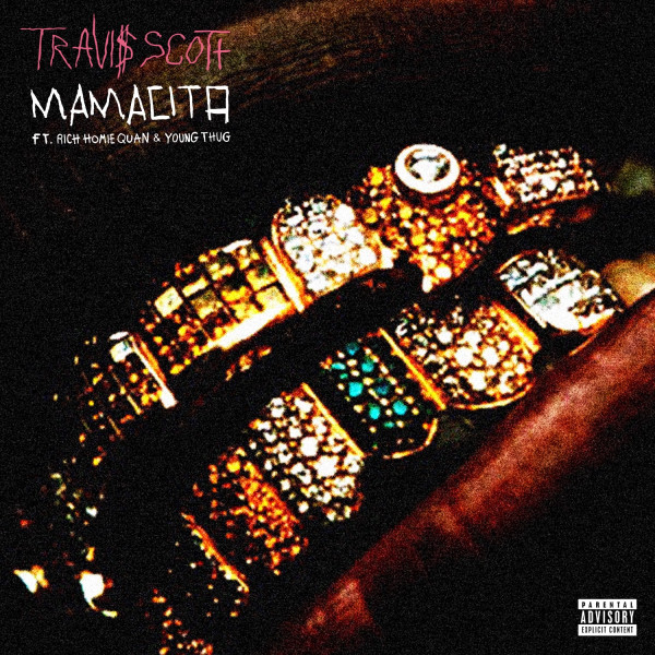Travis Scott - Mamacita (Artwork)