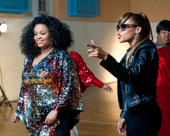 "Jill Scott ""Shame"" Music Video Shoot With Eve, Black Thought & Pharoah Monche"