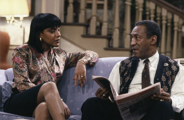 cosby show hot wife