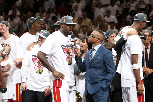 Oklahoma City Thunder v Miami Heat ? Game Five