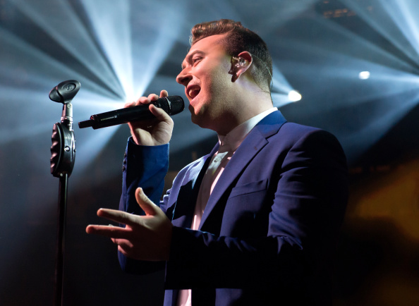 iTunes Festival: Sam Smith Performs At The Roundhouse