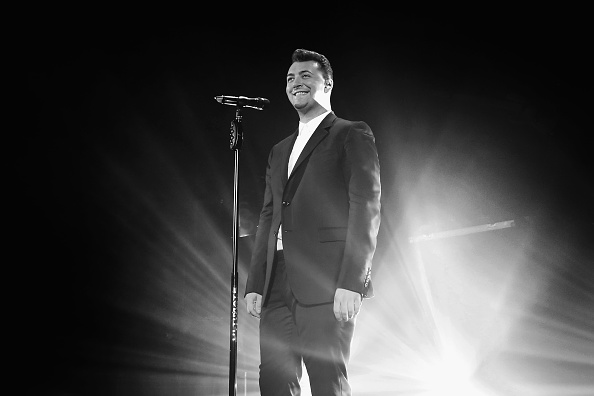 Sam Smith Performs At Hammersmith Apollo