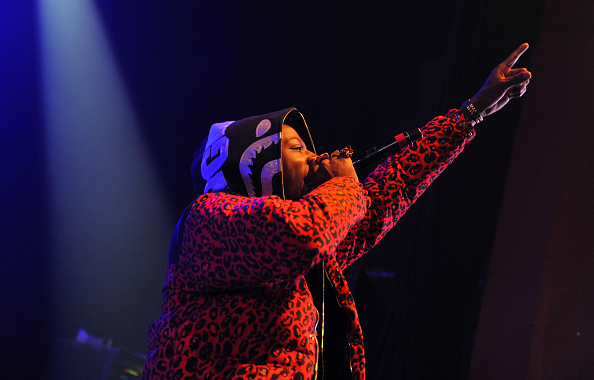 Joey Bada$$ Performs At Shepherds Bush Empire In London