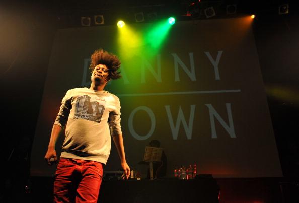 Danny Brown Performs At KOKO In London