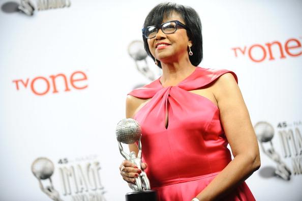 45th NAACP Image Awards - Press Room