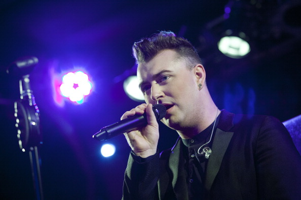 Sam Smith Performs In Berlin