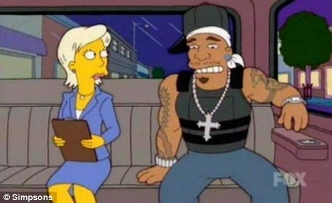 black celebrities on the simpsons | the michigan chronicle