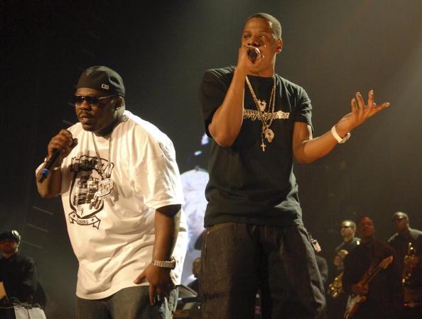 Jay-Z in Concert at Hammerstein Ballroom - November 11, 2007