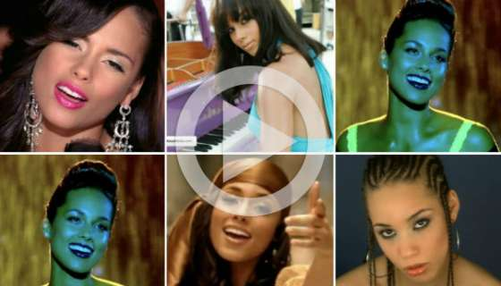 Celebrate Alicia Keys' Birthday With A Look At Her Best Video Moments