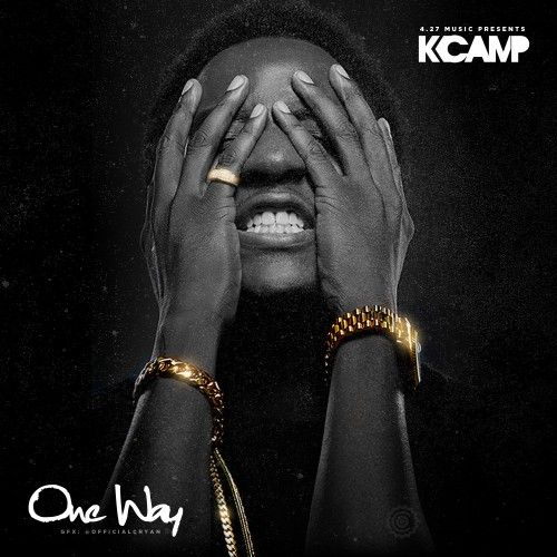 K-Camp - One Way Cover