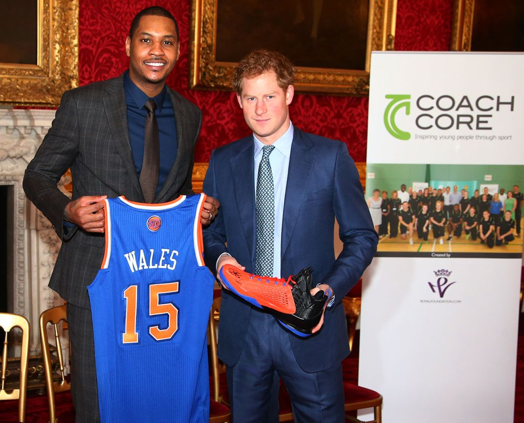 Melo and Harry