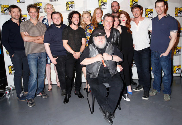 """Comic-Con 2014 - HBO's """"Game of Thrones"""" Panel"""