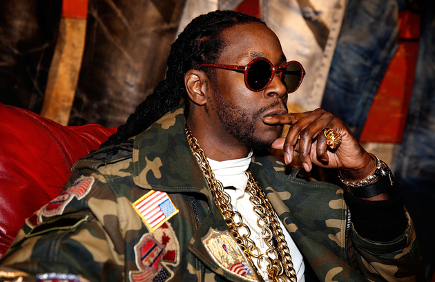 2 Chainz And PRPS Collaboration Event