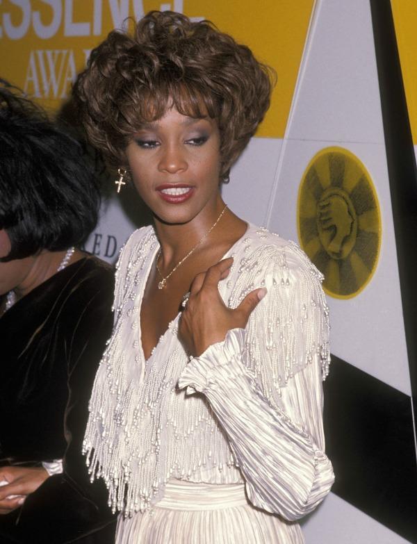 Whitney 4th Essence Awards 1990