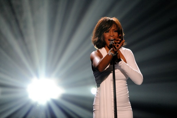 Whitney AMAs 2009