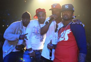The Dipset Reunion - November 26, 2010