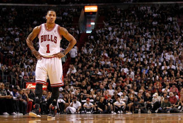 Chicago Bulls v Miami Heat