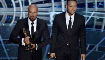 John Legend Common Oscars