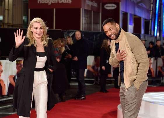 'Focus' Special Screening - Red Carpet Arrivals