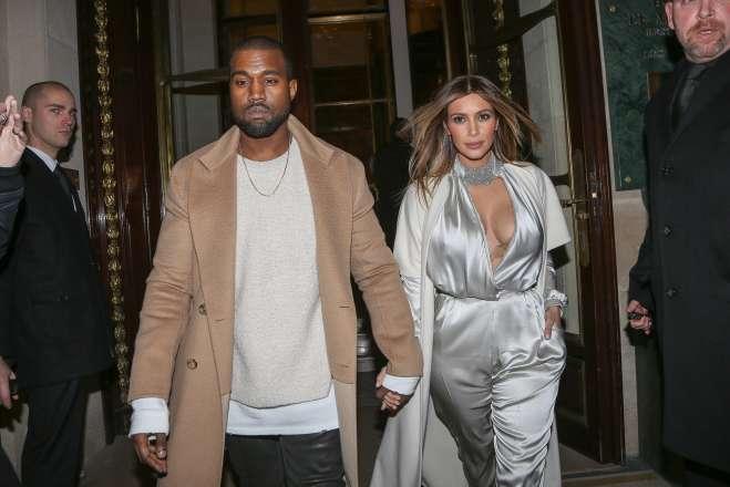 Celebrity Sighting In Paris
