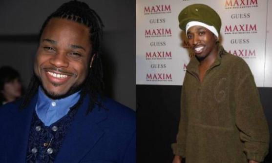 Malcolm Jamal-Warner Eddie Griffin