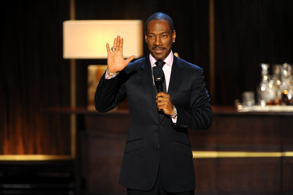 Spike TV's 'Eddie Murphy: One Night Only' - Show