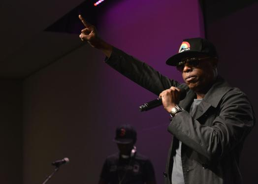 Apple Store Soho Presents Meet The Musician: Talib Kweli