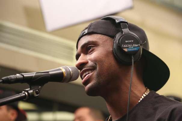 Big Sean And Fabolous Perform On Hip Hop Nation At SiriusXM Studios