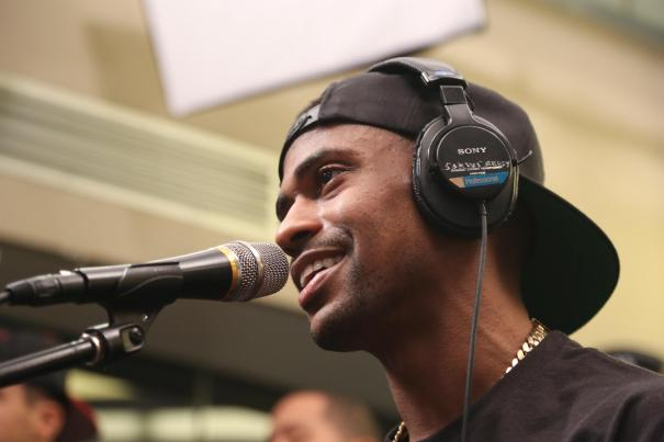 Big Sean And Fabolous Perform On Hip Hop Nation At SiriusXM Studios
