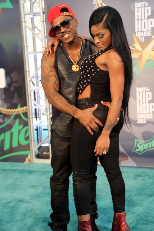 BET Hip Hop Awards 2013 - Arrivals
