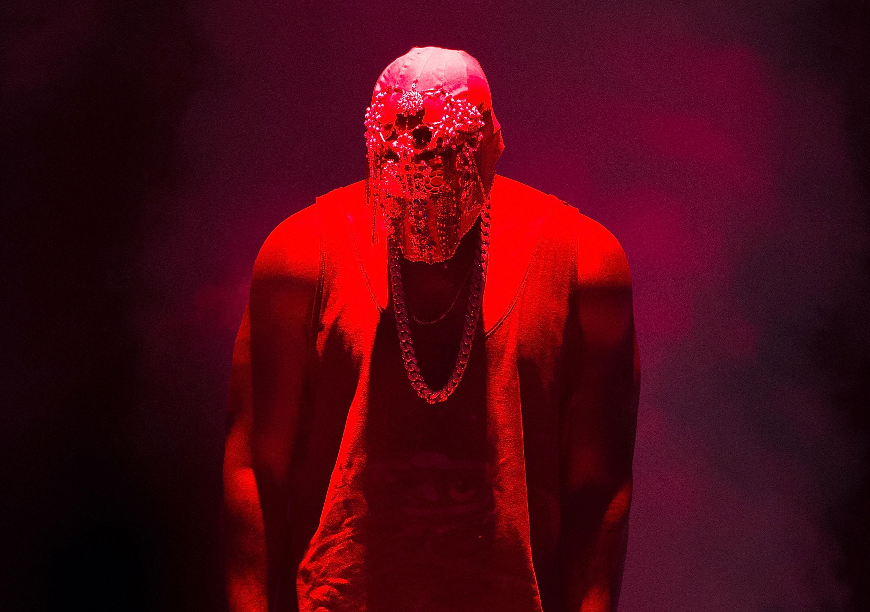 Kanye West - The Yeezus Tour SYDNEY